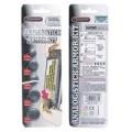 PSP Analog stick armor kit - Sticks analógicos para reemplazar el original de PSP. Incluye 5 unidades.