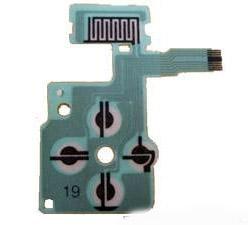 Goma de contactos del  pad de direcciones de la PSP - PSP D-Pad & L Key Cable Cable de repuesto para botón L y D-Pad. Compatible con cualquier versión/región de PSP