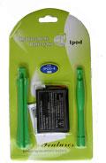 Bateria iPod 4ª Generacion y iPod Photo   (750 mAh) - Bateria iPod 4ª Generacion y iPod Photo   (750 mAh) Incluye herramientas de apertura del iPod
