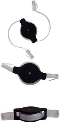 XBOX360NetworkLinkRetractableCable - XBOX 360 Network  Link  Retractable Cable Cable retratil red, valido tanto para la consola xbox 360, como para ordenadores