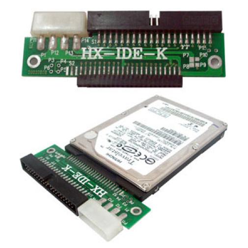 """Adaptador IDE transforma tu disco duro 2.5 a 3.5 - Adaptador IDE para conectar   disco duro de 2.5"""" a 3.5"""""""