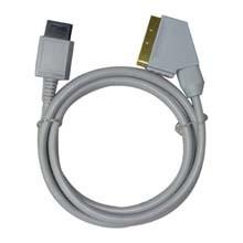 Cable RGB NINTENDO Wii - Cable euroconector para Wii. Separa la señal en tres canales para conseguir una calidad mejorada.