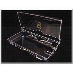 Carcasa protectora NDS lite (Transparente) - Carcasa fabricada con policarbonato especial para una proteccion excelente de la consola NDS lite