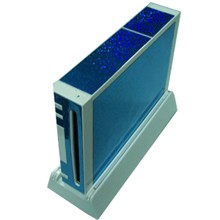 Wii Console Professional Protector - Varied Blue - Wii Console Professional Protector - Varied Blue