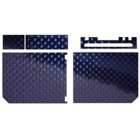 Wii Console Professional Protector - Dark Pearl Blue - Wii Console Professional Protector. - Dark Pearl Blue