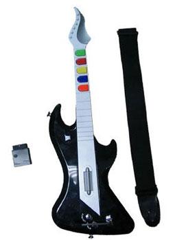 Guitarra Inalambrica Ps2 (compatible Guitar Hero I, II y III) - Guitarra Inalambrica Ps2 (compatible Guitar Hero I, II y III). Esta espectacular guitarra tiene un diseño impactante y permite disfrutar al máximo con juegos como Guitar Thunder
