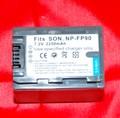 Batería compatible SONY  NP-FP90 - Batería compatible SONY  NP-FP90