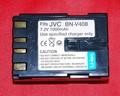 Batería compatible JVC  BN-V408 - Batería compatible JVC  BN-V408