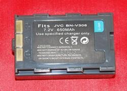 Batería compatible JVC  BN-V306 - Batería compatible JVC  BN-V306
