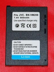 Batería compatible JVC  BN-VM200 - Batería compatible JVC  BN-VM200