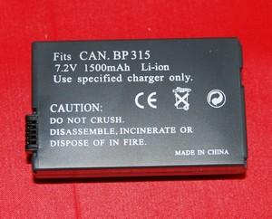 Batería compatible  CANON BP-315 - Batería compatible  CANON BP-315