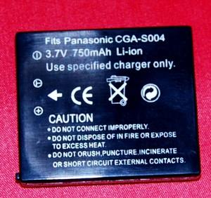 Batería compatible  PANASONIC S004 - Batería compatible  PANASONIC S004
