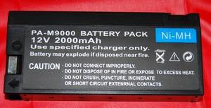 Batería compatible  PANASONIC M9000 - Batería compatible  PANASONIC M9000