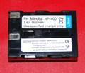 Batería compatible  MINOLTA NP-400 - Batería compatible  MINOLTA NP400
