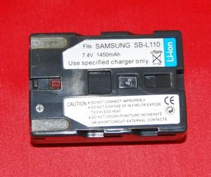 Batería compatible  SAMSUNG SB-L110 - Batería compatible  SAMSUNG SBL110