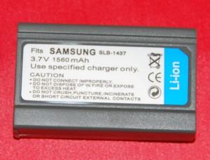 Batería compatible  SAMSUNG SLB-1437 - Batería compatible  SAMSUNG SLB-1437