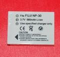 Batería compatible  FUJI NP-30 - Batería compatible  FUJI NP-30