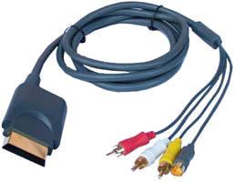 Cable S-Video/AV Xbox 360 - Cable S-Video/AV Xbox 360. Conexión S-Vídeo y Vídeo compuesto. Conectores de alta calidad.