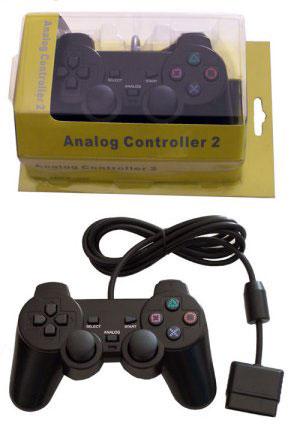MANDO DUAL SHOCK PARA SONY PLAYSTATION 2 - PS2 DUALSHOCK PAD  Joypad con vibración diseñado para playstation 2 totalmente compatible Ps2 y Playstation 1. (exactamente iguales que los originales). No son mandos Originales Sony.