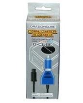 Adaptador para coche de Gamecube - • Convierte tu Game Cube en una consola portátil. Este producto te permitirá usar tu consola en el coche con solo enchufarla al encendedor del coche.