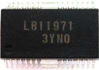 CIRCUITO LB11971- Original para Sony Ps2 v9-v11 -  LB11971 Original de repuesto para modelos V9-V11. Este es el controlador original de Sony. de Sony
