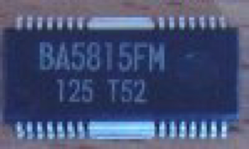 PS LASER CONTROLL IC BA5815FM - PS LASER CONTROLL IC BA5815FM