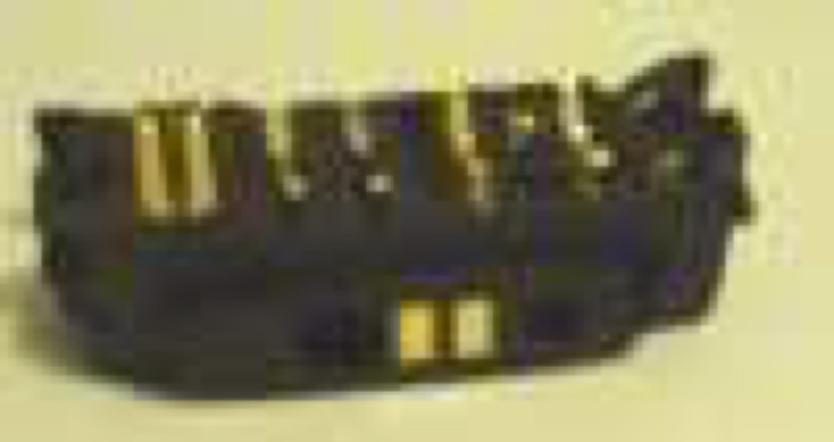 Conector accesorios Nokia 8310 6510 + mic y vibra - Conector accesorios Nokia 8310 con microfono y vibrador