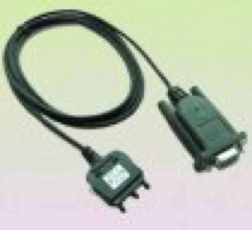 Cable liberacion Ericsson T28, T20,R3xx y T29 - Con este cable podremos liberar los Ericsson T28, T20,R3xx y T29,y tambien flashearlos.