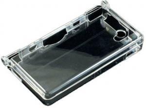 Carcasa protectora  para Nintendo DSi (Transparente) - Carcasa transparente para una proteccion excelente de la consola NDSi