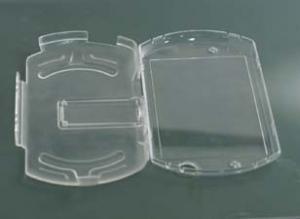 Carcasa protectora transparente para PSP GO  - Carcasa protectora transparente para PSP GO