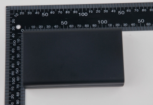 Caja plastico para proyectos 124x70x28mm - Caja plastico para proyectos 124x70x28mm