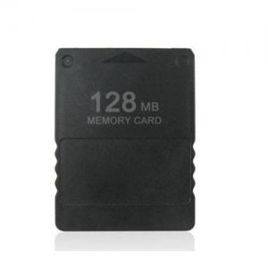 Memory Card 128 Mb PS2 - Memory Card de 128Mb sin compresión, para PS2 y PSTW0