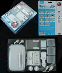 Pack acesorios  16 en 1 Travel  Kit Nintendo DSi  - Pack acesorios  16 en 1 Travel  Kit Nintendo DSi