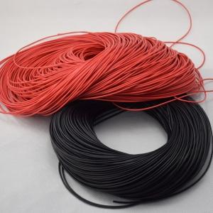 Cable  flexible  silicona seccion 22AWG  resistente hasta 200º y hasta 600v - Cable  silicona seccion 22AWG  resistente hasta 200º y hasta 600v