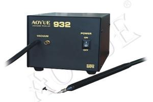 Estacion para extraccion de componentes por bomba AOYUE 932 - Estacion para extraccion de componentes por bomba de vacio.