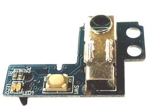 Placa de encendido y reset PStwo scph-9000X - Módulo de repuesto con botón Power/Reset. Compatible con el modelos de PStwo  SCPH-9000X
