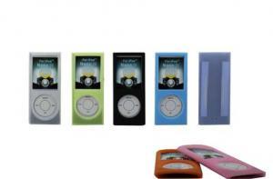 Funda Protectora Silicona iPod Nano 4G - Funda Protectora Silicona iPod Nano 4G