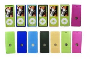 Skin Cover for iPod Nano 4G - Skin Cover for iPod Nano 4G