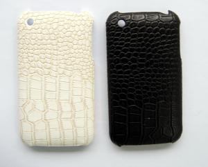 Carcasa Protectora iPhone 3G/iPhone 3GS - Carcasa Protectora iPhone 3G/iPhone 3GS ofrece una  proteccion para tu iPhone en el uso diario de los golpes y rasguños. Tiene efecto piel de cobra y tacto agradable.