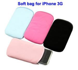 Fundas iPhone 3G /iPhone 3GS(5 colores disponibles) - Fundas iPhone 3G/iPhone 3GS  ofrece una  proteccion para tu iPhone en el uso diario de los golpes y rasguños.