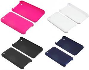 Carcasa Protectora iPhone 3G/iPhone 3GS (4 colores disponibles) - Carcasa Protectora iPhone 3G/iPhone 3GS ofrece una  proteccion para tu iPhone en el uso diario de los golpes y rasguños. Carcasa lisa  y tacto agradable.