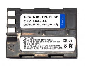 Batería compatible NIKON EN-EL3E - Batería compatible NIKON EN-EL3E