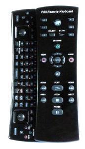 Mando a distancia  3 en 1 PS3 con teclado inalambrico incluido - Mando 3 en 1 para Ps3 Incluye mando a distancia radiofrecuencia para usar comodamente tu ps3 como reproductor de blue-ray etc.. Un teclado completo inalambrico para usar en tu ps3 para navegar por internet o chatearetc.. Y tambien es un mando para poder jugar.