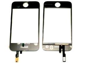 IPHONE 3GS PANEL TÁCTIL + CRISTAL [100% NUEVO Y ORIGINAL] - IPHONE 3GS PANEL TÁCTIL + CRISTAL [100% NUEVO Y ORIGINAL] VALIDO IPHONE 3GS  No compatible con el Iphone 2g o el Iphone 3G.