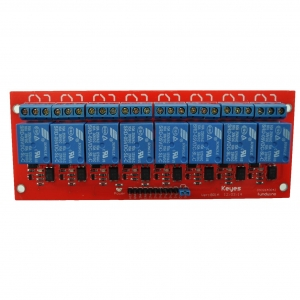 Kit 8 Reles  8-Canales 5V para Arduino[Compatible Arduino] - Kit 8 Reles  8-Canales 5V para Arduino[Compatible Arduino]