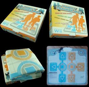 Pista Family Trainer para Nintendo Wii  - Alfombra Wii Family Trainer Fabricada en materiales de alta calidad.