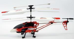 HELICOPTERO RADIO CONTROL MODELO M-1 V2(COLOR ROJO) - HELICOPTERO RADIO CONTROL MODELO M-1 (COLOR ROJO) El Helicóptero de Radio Control M-1 tiene un innovador diseño, con una estructura de piezas metalicas.Siendo de un tamaño grande, de 40 cm de largo x 7 cm de ancho x 18 de alto eS apto para su uso tanto interior como exterior. Es el helicoptero ideal para aquellos niños, jovenes o no tan jovenes que quieran adentrarse en el vuelo con Helicopteros Radio Control. Listo para volar no precisa de ningun tipo montaje,ideal para principiantes. El regalo ideal para estas navidades a un precio increible. Nuevo version con giróscopo, que mejora la manejabilidad y la facilidad de vuelo.