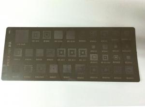 a90 MTK placa 36 stencils telefonia movil IC - a90 MTK placa stencils telefonia movil IC