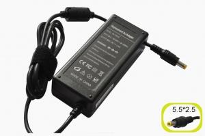 Adaptador de corriente Compatible Toshiba 19V 3.42A - 5.5 * 2.5  - Toshiba 65W cargador, Delta ADP-60dB, Acer PA-1650-1602 SADP-65KB B, Toshiba PA3467U PA3467E-1AC3-1ACA    19V 3.42A  5.5 * 2.5