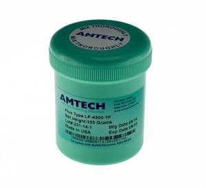BOTE 100CC AMTECH LF-4300-TF SOLDER FLUX  - AMTECH LF-4300-TF(UV)SOLDER FLUX 100CC PRODUCTO ORIGINAL AMTECH NO ES FLUX FALSO CHINO Amtech produce el mejor flux del mundo probablemente.